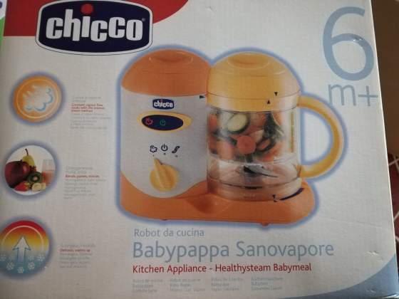 Cuocipappa sanovapore chicco spresiano posot class - Chicco robot da cucina cuocipappa sanovapore ...