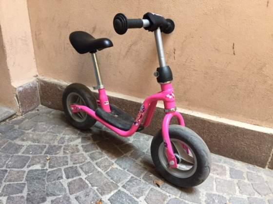 Bici Puki senza pedali