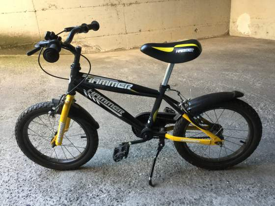 Bicicletta bambino Hammer 16?