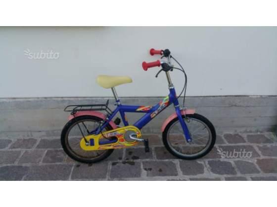 Bicicletta bimbo 4-6 anni