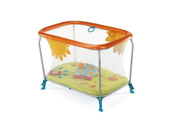 Box Brevi Soft & Play Green