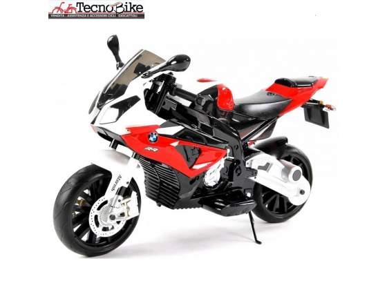 Moto Elettrica Per Bambini Bmw S  RR 12V