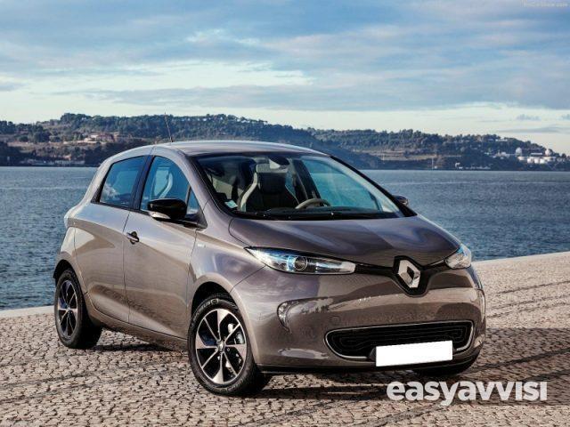 Renault zoe life q90 flex elettrica, citta metropolitana di