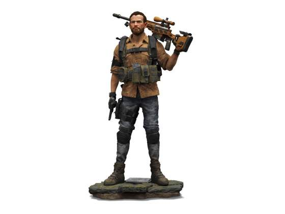 Tom Clancy s The Division 2 PVC Statue Brian Johnson Agent