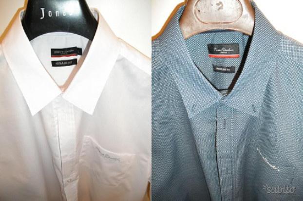 2 Camicie uomo estive Pierre Cardin tg L, NUOVE
