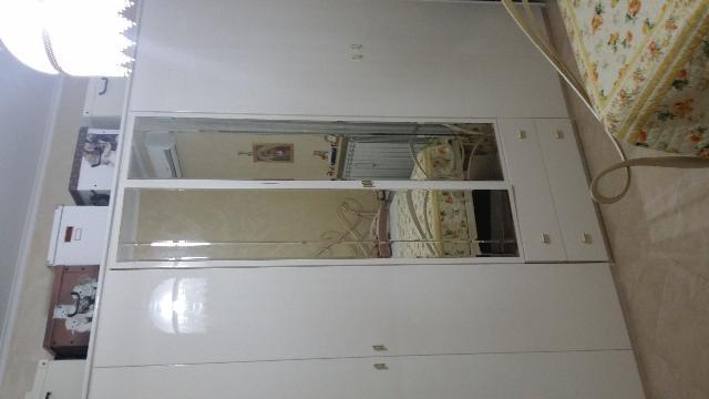 Regalo armadio a muro bianco laccato 6 ante ? | Posot Class