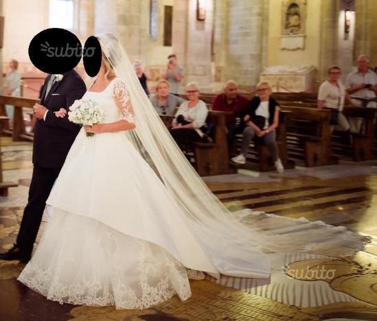 Vestiti Da Sposa Quagliata.Abito Sposa Marisa Pellegrini Atelier Pizzo Cadi Posot Class