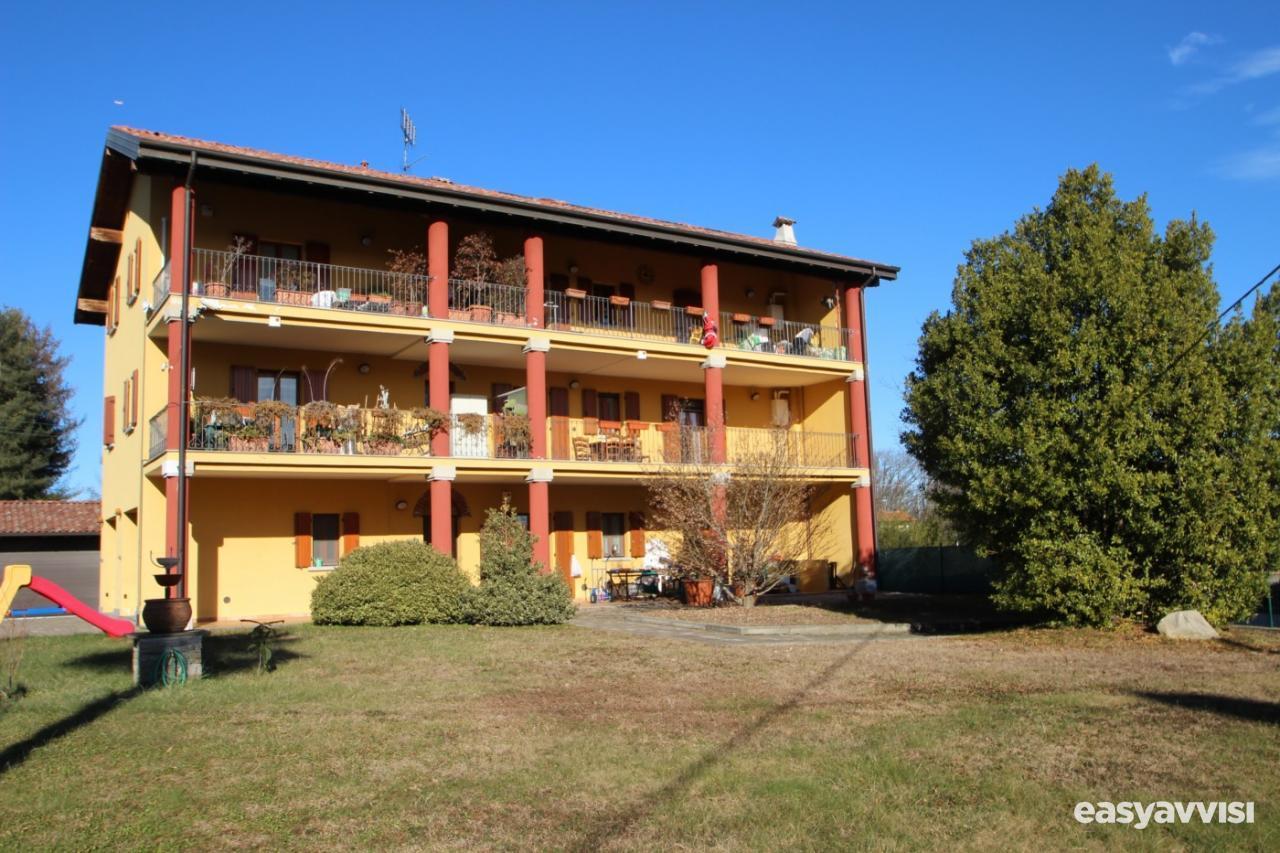 Appartamento trilocale 85 mq, provincia di novara