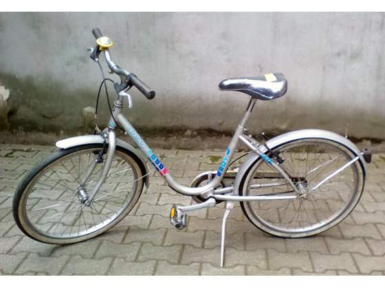 Bici Decatlon 24