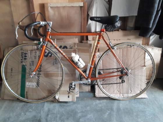 Bici da corsa Boeris anni 80