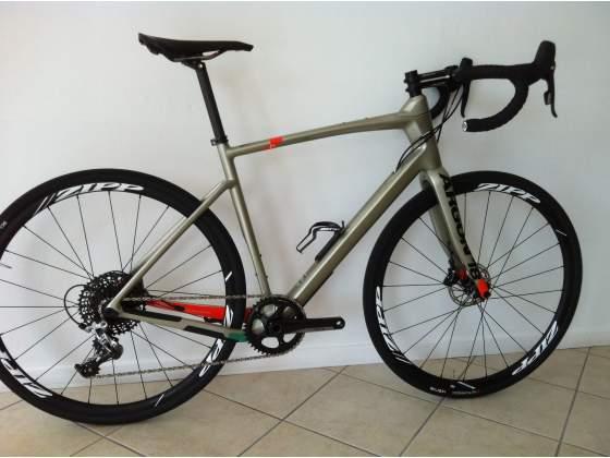 Bicicletta Gravel Argon 18 Dark Matter da Gravel