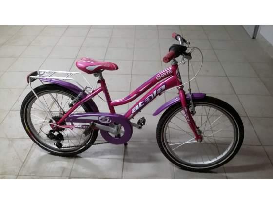 Bicicletta bambina raggio 20