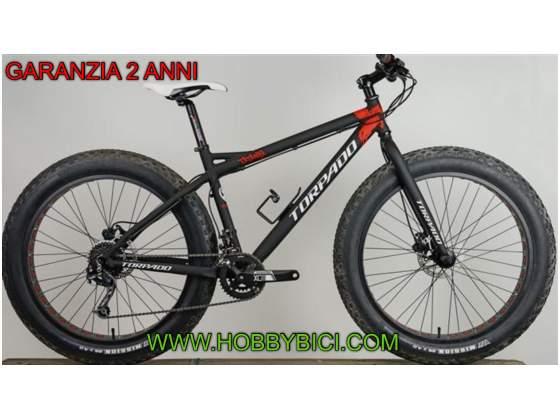 Mtb fat bike torpado disk