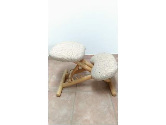 Sedia ergonomica cinius con schienale regolabile posot class