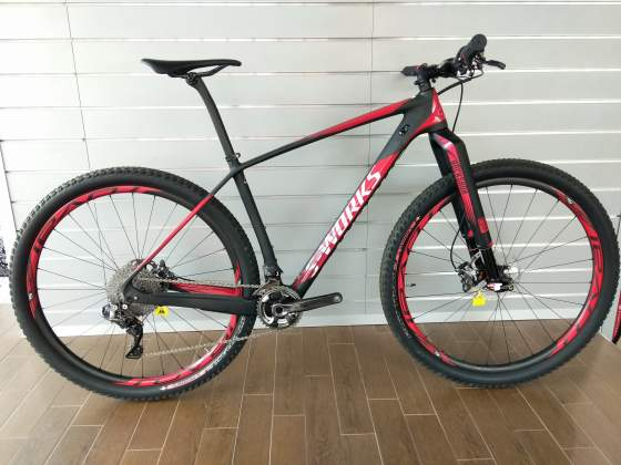 Specialized s-works stumpjumper ht 29 (size l)