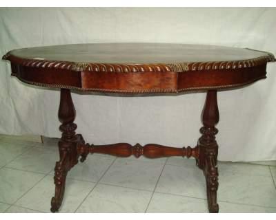 Tavolo da salotto inglese