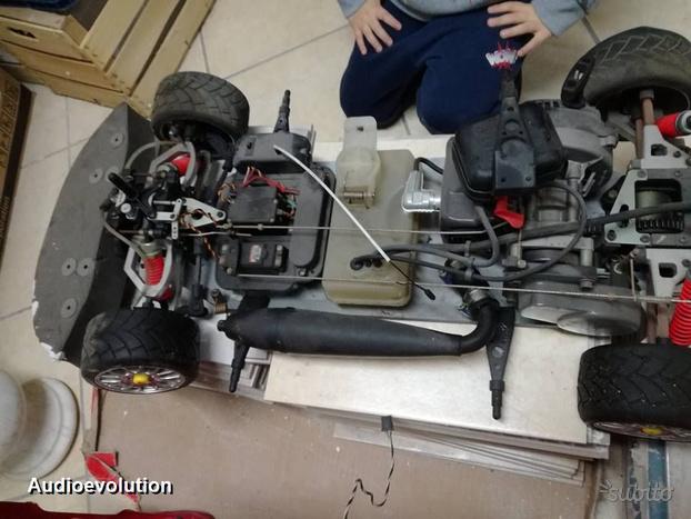 Ferrari challenge motore a scoppio da revisionare