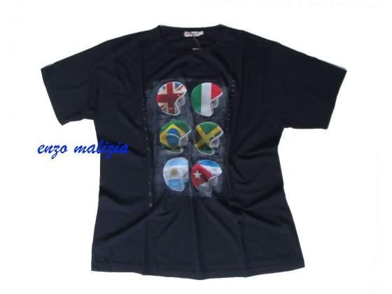 Maglia t shirt uomo maxfort taglie forti 3xl 4xl 5xl 6xl 7xl