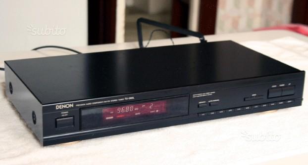 Sintonizzatore radio tuner digitale Denon