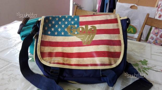 Borsa alcott bandiera americana | Posot Class