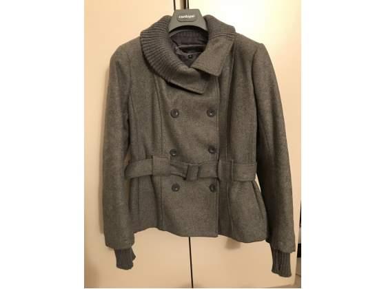 Imperial cappotto corto donna grigio m 3a9f7c9cd3ff