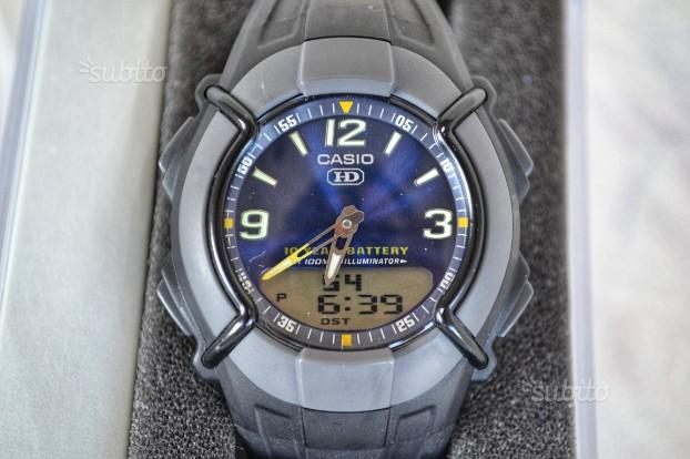 Orologio da plso uomo/ragazzo Casio HDC 600