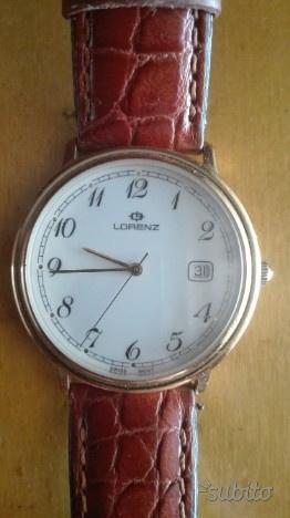 Orologio da polso Lorenz Classic Elegance usato
