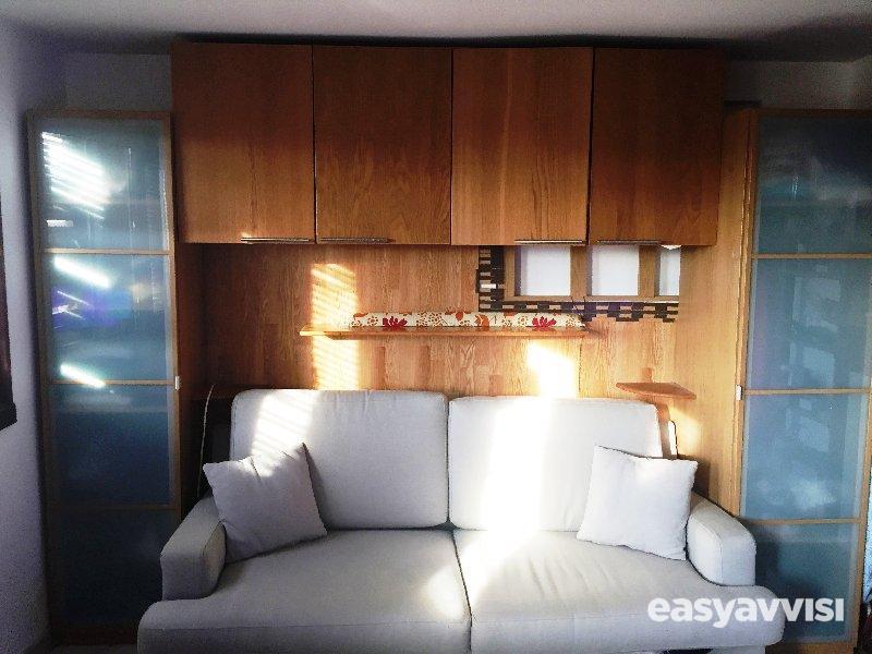 Appartamento monolocale 30 mq arredato, citta metropolitana