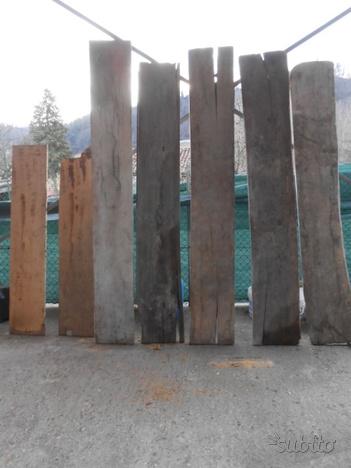 Assi e Travi in legno antiche