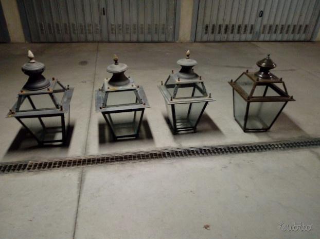 Lanterne ferro