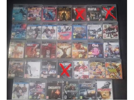 Lista giochi ps3