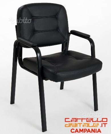Poltrone sedie imbottite sala conferenza ufficio