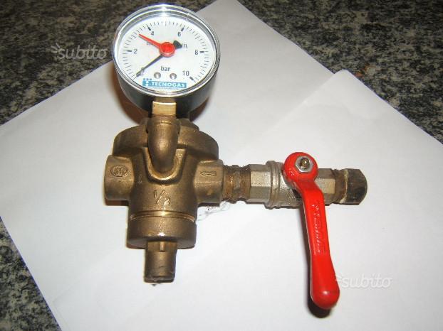 Regolatore di pressione