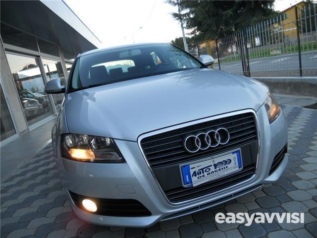 Audi a3 sportback 1.6 tdi restyling ** garanzia 2 anni