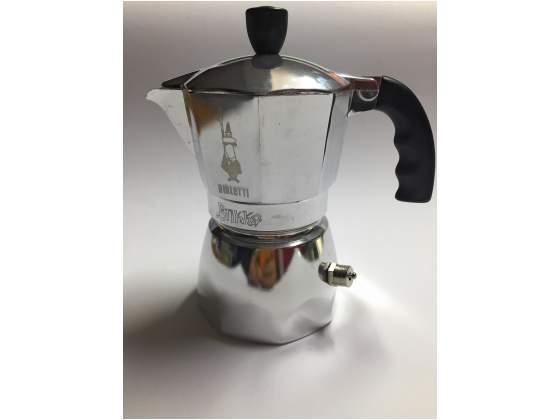 """Bialetti caffettiera """" brikka """" 2 tazze vecchia produzione"""