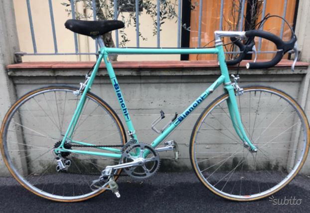 Bianchi Bici Corsa Eroica 59 cm