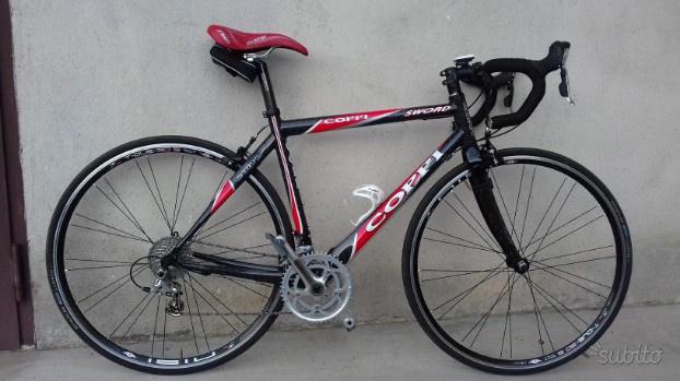 Bici carbonio Coppi Sword
