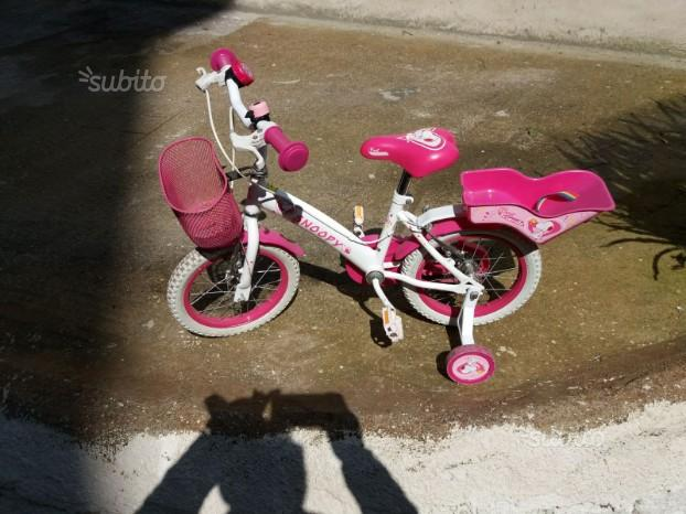"""Bicicletta bambina 14_16"""" come nuova"""