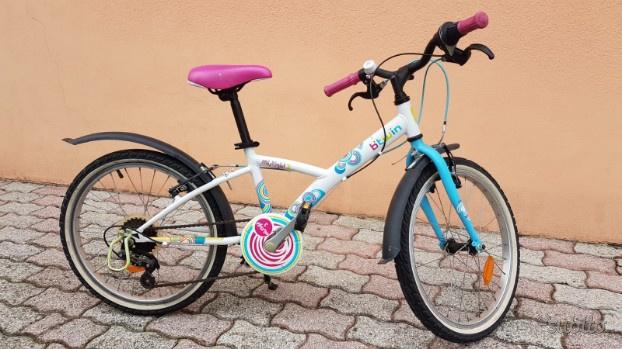 Bicicletta bambina fino 7 anni