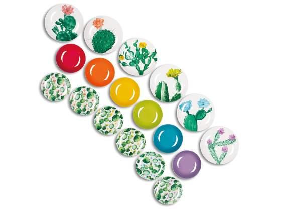 Excelsa servizio tavola 18 pezzi mod. Color Cactus