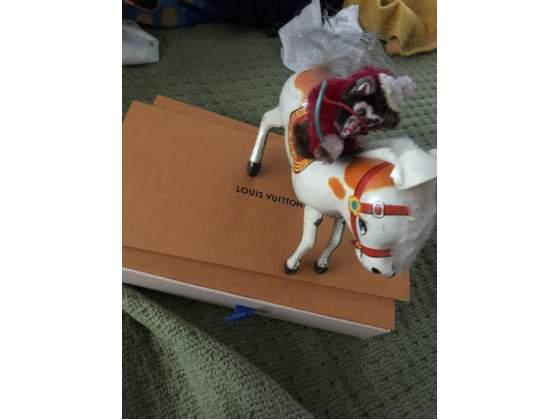 Cagnolino giocattolo anni 3950   Posot Class