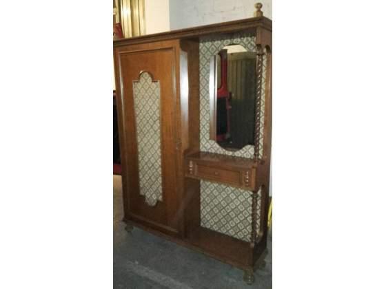 Mobile ingresso con specchiera anni 70
