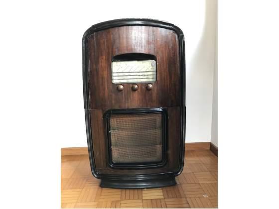 Radio giradischi anni 50