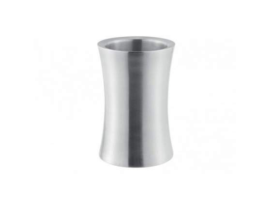 Raffredda bottiglie glacette acciaio inox satinato eva