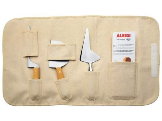 Set di coltelli per formaggi a pasta molle ALESSI