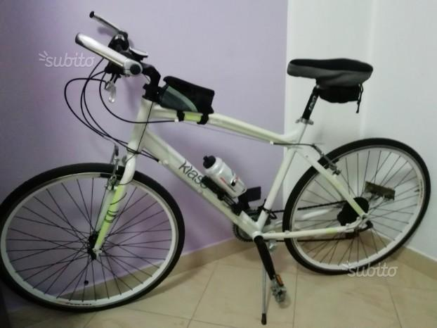 Bicicletta Klass X66 Posot Class