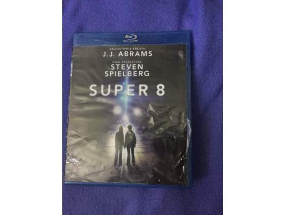Blu-Ray Super 8 ORIGINALE