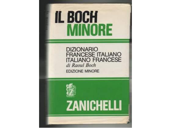 Dizionario Francese-Italiano Zanichelli