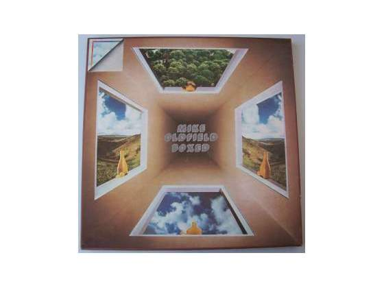 Mike Oldfield - Boxed 4 lp Italy