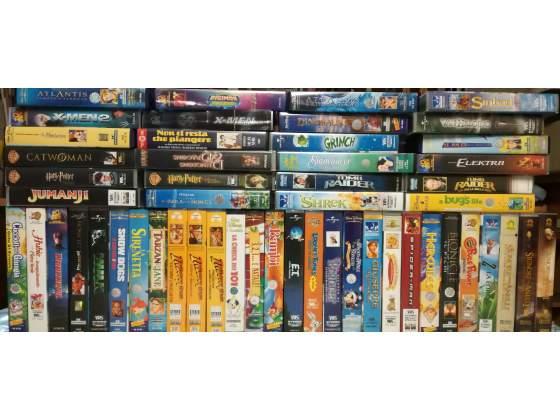VHS videocassette originali Disney/altri